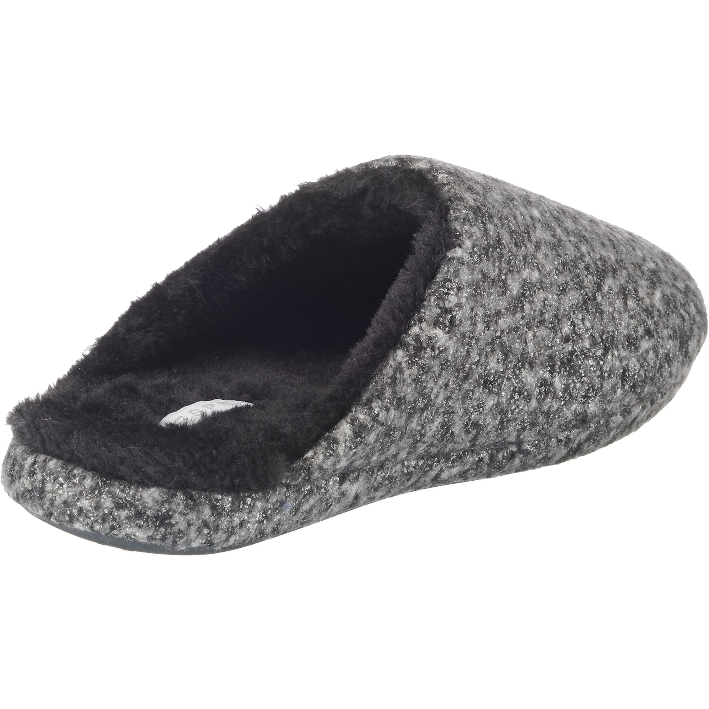 'doni' Schwarzmeliert Pantoffeln Esprit In HellgrauDunkelgrau 53RA4jL
