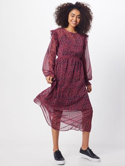CATWALK JUNKIE Kleid 'WILD BERRY' in rot, Modelansicht
