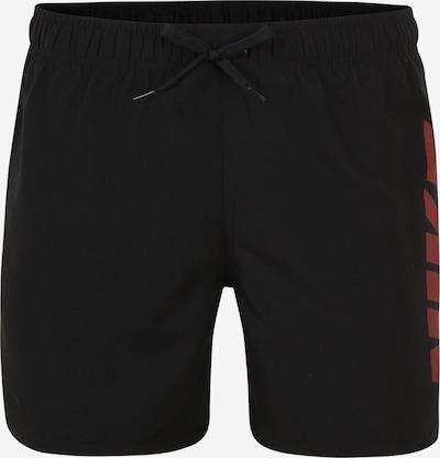 Nike Swim Sportzwembroek 'RIFT BREAKER 5' in de kleur Grijs / Zwart, Productweergave