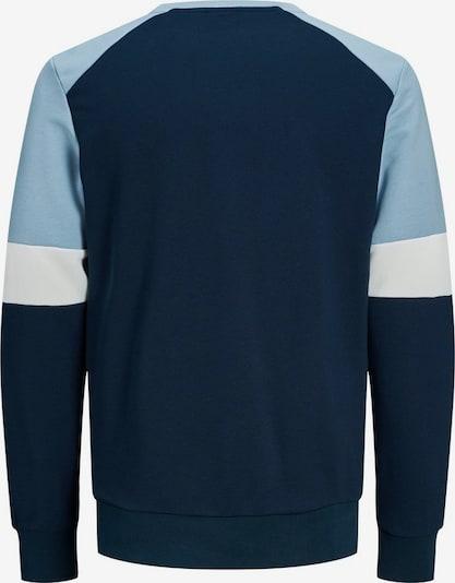 JACK & JONES Sweatshirt in dunkelblau xUoqWQ87