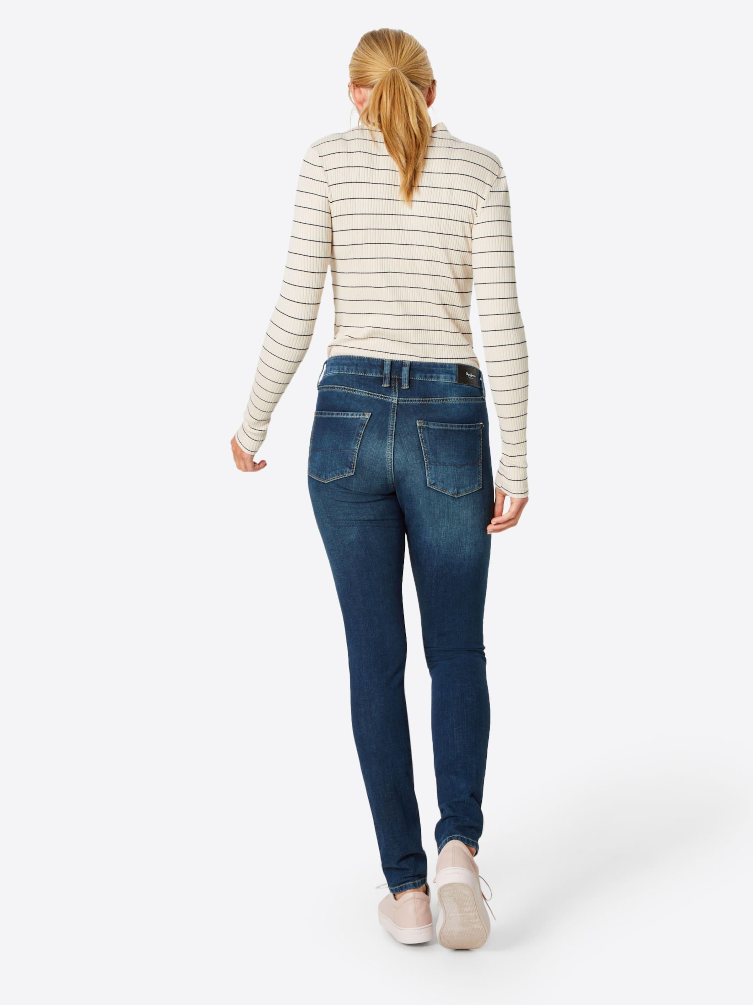 'regent' Jeans In Pepe Blue Denim N8n0wPOkX