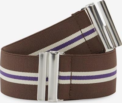 TOM TAILOR DENIM Belts Elastischer Taillengürtel in schwarz, Produktansicht