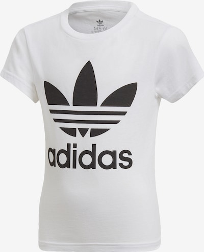 ADIDAS ORIGINALS T-Shirt en blanc: Vue de face