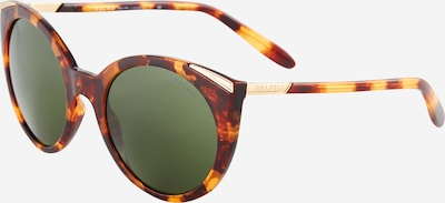 POLO RALPH LAUREN Sunglasses in Brown / Green / Orange, Item view