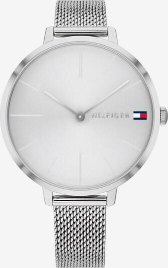 TOMMY HILFIGER Uhr 'Dressed up' in silber, Produktansicht
