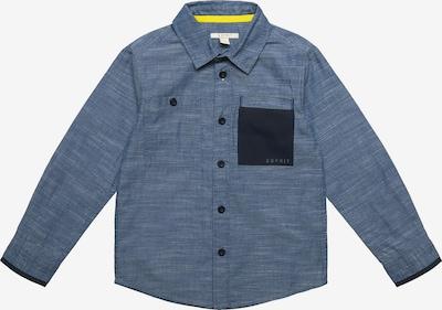 ESPRIT Hemd in blau, Produktansicht