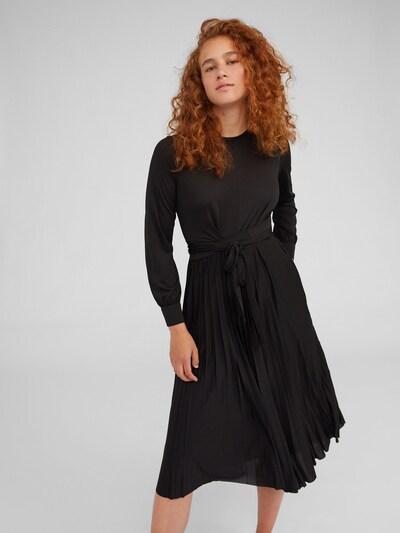 EDITED Kleid 'Ravena' in schwarz, Modelansicht