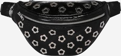 McQ Alexander McQueen Torba na pasek w kolorze czarnym, Podgląd produktu