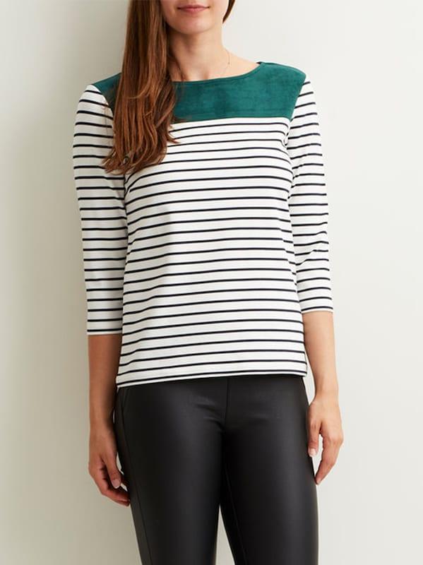 VILA 3/4-ärmeliges Shirt 'VITINNY MIX TOP'