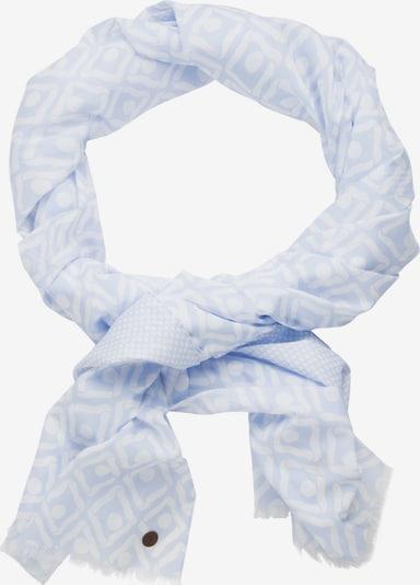 Jacques Britt Schal ' Custom Fit ' in blau / weiß, Produktansicht