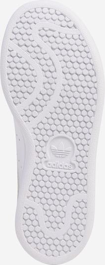 ADIDAS ORIGINALS Baskets 'STAN SMITH' en blanc: Vue de dessous