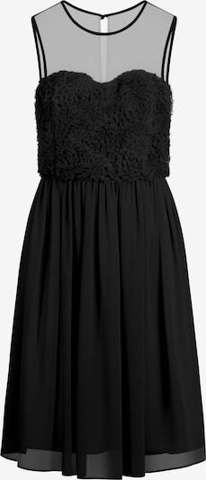 APART Kleid in schwarz: Frontalansicht