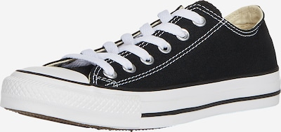 CONVERSE Baskets basses en noir, Vue avec produit