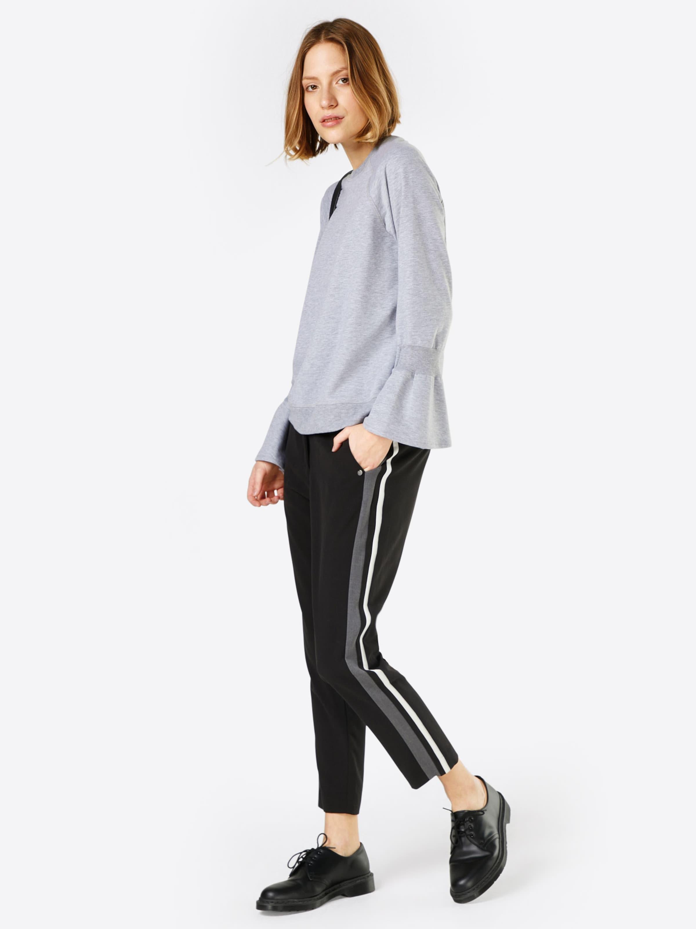 Sweater Grau U Faden In Nadel tsBQhCrxd
