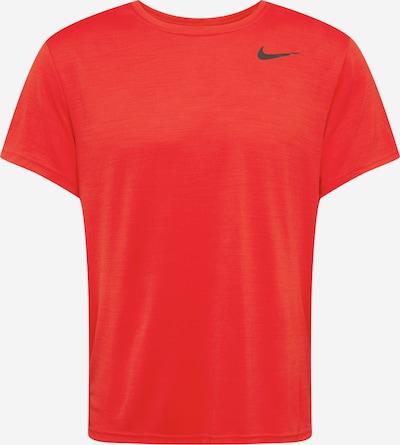NIKE Funkcionalna majica 'SUPERSET' | rdeča / črna barva, Prikaz izdelka