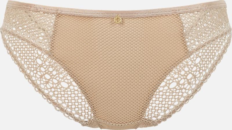 Palmers En Slip 'fancy Minislip' Sable Crochet H2IWEYD9