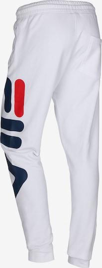FILA Kalhoty 'Pure' - námořnická modř / oranžově červená / bílá, Produkt