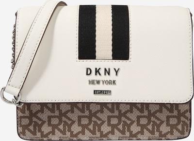 DKNY Tasche 'LIZA' in grau / schwarz / weiß, Produktansicht
