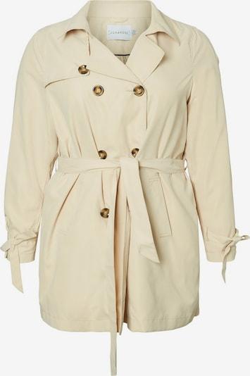Rudeninis-žieminis paltas iš Junarose , spalva - kremo, Prekių apžvalga