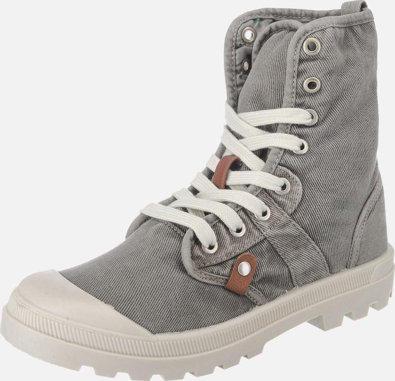 MUSTANG Schnürstiefeletten Verschleißfeste billige Schuhe Hohe Qualität