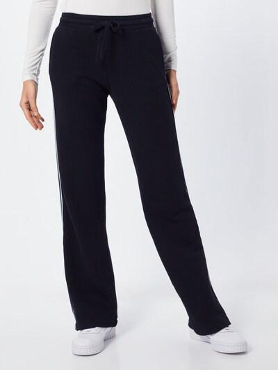 Kelnės iš UNITED COLORS OF BENETTON , spalva - juoda: Vaizdas iš priekio