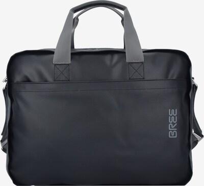 BREE Businesstasche in schwarz, Produktansicht