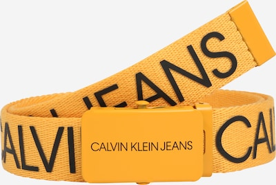Diržas iš Calvin Klein Jeans , spalva - geltona / juoda, Prekių apžvalga