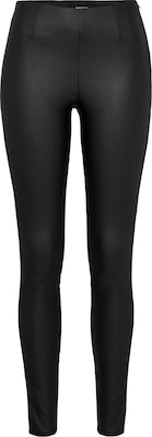 PIECES Leggings 'SKIN PARO COATED'