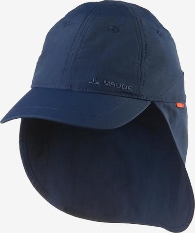 VAUDE Athletic Hat in Navy, Item view