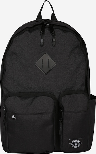 PARKLAND Rucksack in schwarz, Produktansicht