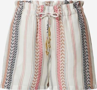 Funky Buddha Shorts in mischfarben / weiß, Produktansicht