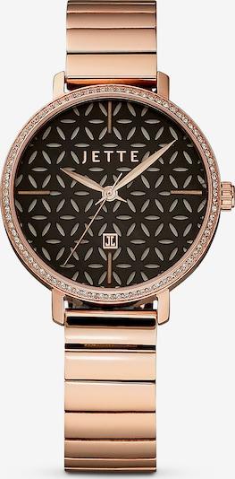 JETTE Damen-Uhr in rosegold, Produktansicht