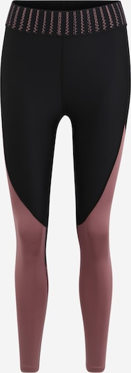 UNDER ARMOUR Leggings in beere / schwarz, Produktansicht
