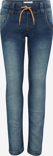 NAME IT Slim Jeans 'NITTHANK REG/XSLIM DNM PANT NMT NOOS' in blue denim, Produktansicht