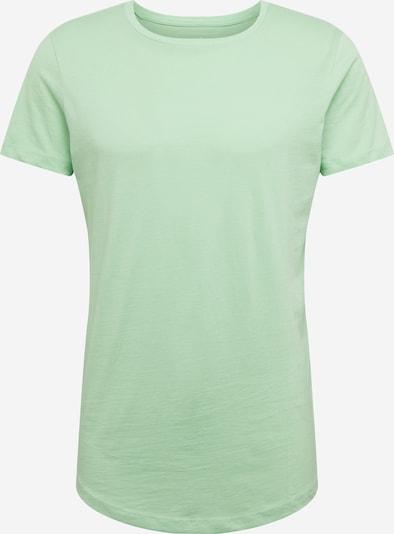 TOM TAILOR DENIM T-Shirt en vert fluo: Vue de face