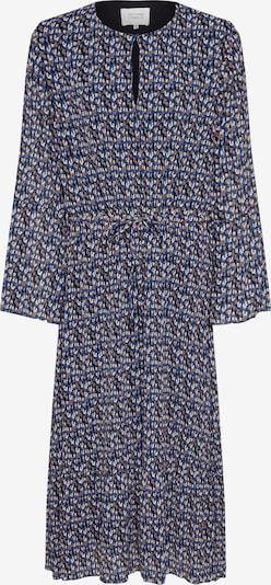 SECOND FEMALE Kleid 'Edwin' in blau / schwarz, Produktansicht