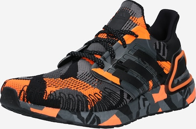 ADIDAS PERFORMANCE Laufschuh 'ULTRABOOST 20' in dunkelgrau / orange, Produktansicht