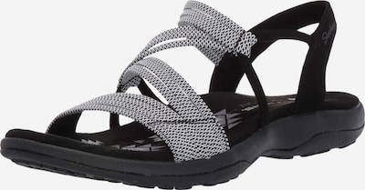 SKECHERS Sandalen/Sandaletten in schwarz, Produktansicht