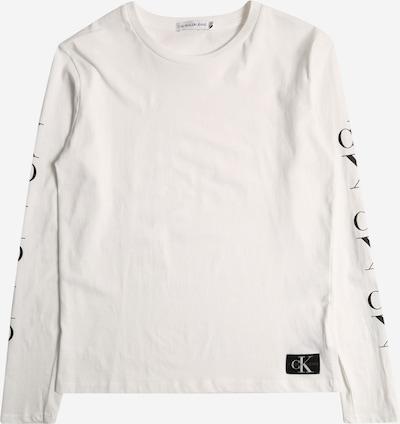 Calvin Klein Jeans Shirt in de kleur Wit, Productweergave