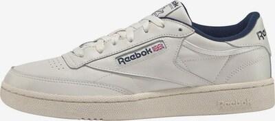 Reebok Classics Sneaker 'Club C 85' in blau / weiß, Produktansicht