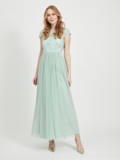 VILA Kleid in mint, Modelansicht