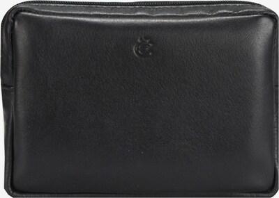 Esquire Gürteltasche 'Eco' in schwarz, Produktansicht