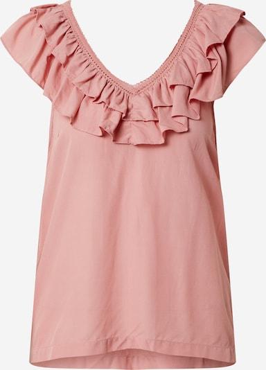 VERO MODA Shirt 'LOUISA' in rosa, Produktansicht