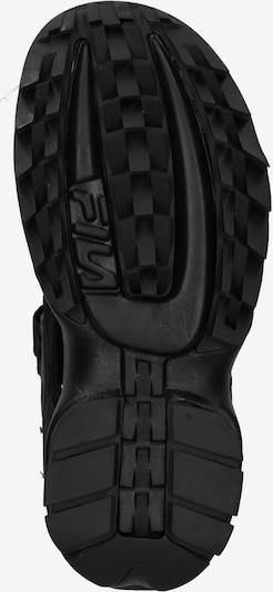 FILA Sandaal 'Disruptor Sandal wmn' in de kleur Zwart: Onderaanzicht