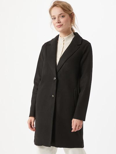 ONLY Manteaux d'été 'Carrie' en noir, Vue avec modèle