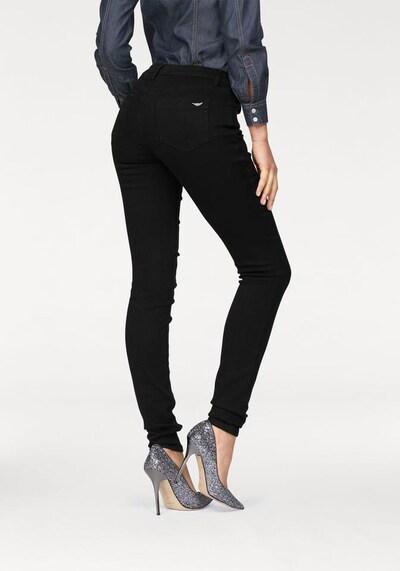 ARIZONA Skinny-fit-Jeans 'Ultra-Stretch' in schwarz, Produktansicht