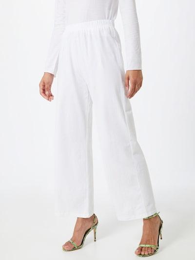 Pantaloni NU-IN pe alb, Vizualizare model