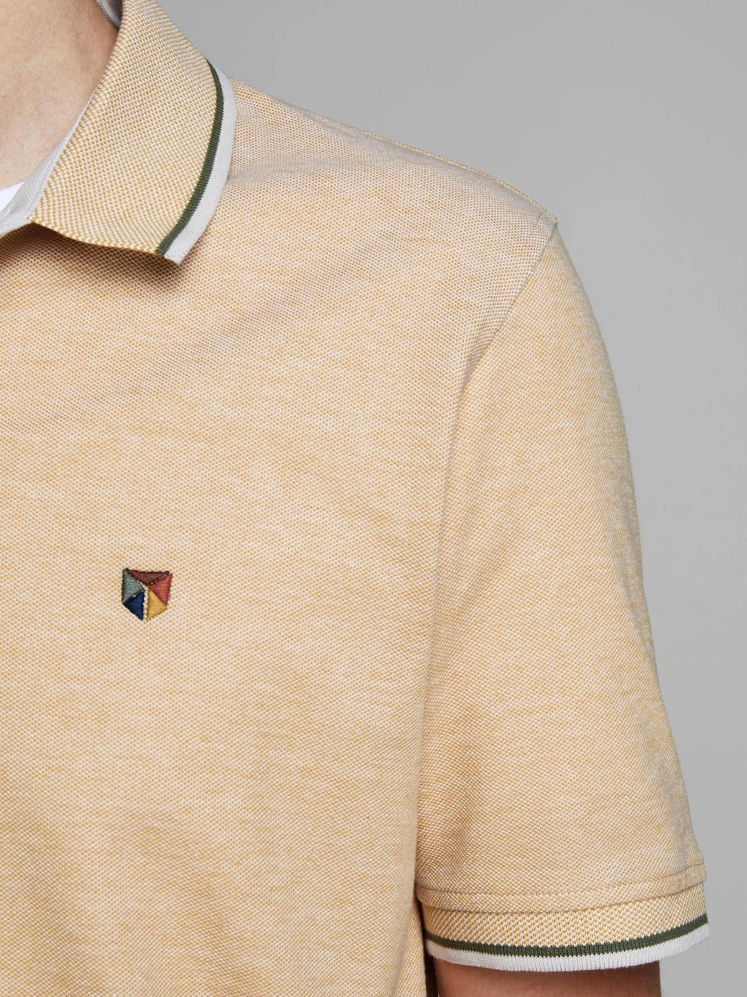 Shirt In Jones GoudgeelGroen Jackamp; Wit Iyvb7gf6Y
