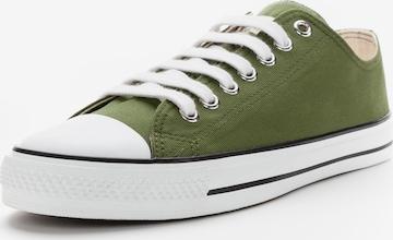 Ethletic Sneakers in Green