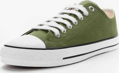 Ethletic Sneaker in oliv / weiß, Produktansicht